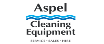 Aspel Cleaning Equipment Logo