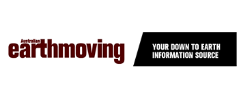 Australian Earthmoving Logo
