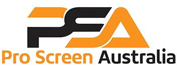 Proscreen Australia Logo