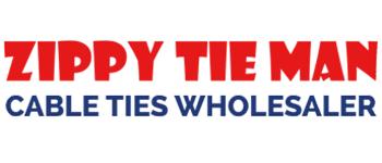 Zippy Tie Man Logo