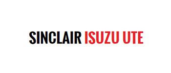 Sinclair Isuzu Ute