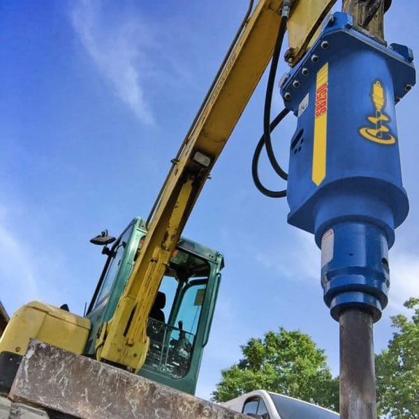 Auger Torque Hammer DDT 2020